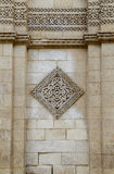 Exterior wall of Al-Hakim mosque ,Cairo, Egypt. Stock Photo