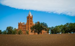 Westminster Castle. The exterior of the Westminster Castle, Westminster, Colorado, USA Royalty Free Stock Images