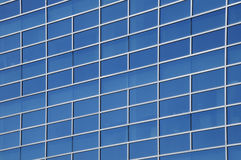 Exterior windows of a modern building Royalty Free Stock Photography