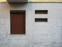 Exteriores da construção Imagem de Stock