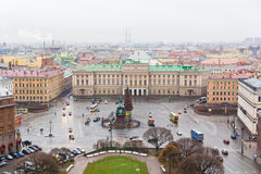 Exteriors in Sankt Petersburg Stock Photos