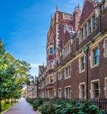University of Pennsylvania. Exteriors of University of Pennsylvania UPenn located in Philadelphia Royalty Free Stock Image