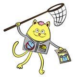 Exterminator do rato Imagem de Stock