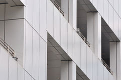 external детали здания самомоднейший стоковая фотография
