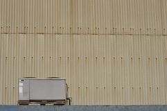 External air conditioning unit, large capacity Royalty Free Stock Photo