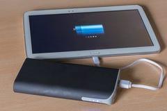 An external battery Stock Photography