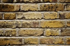 External brickwork Stock Photography