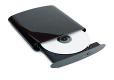 external dvd горелки стоковое фото rf