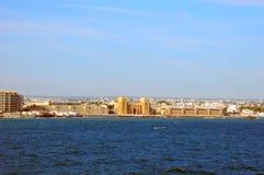 External Fiera del Levante, Bari. Stock Photo