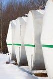 External Fuel Tanks Stock Photo