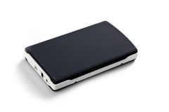 External hard disc Stock Photo