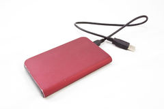 External hard disk Royalty Free Stock Image