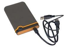 External hard disk drive Stock Photography