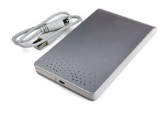 External  hard drive Stock Photos