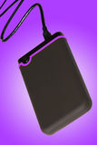 External Hard Drive Royalty Free Stock Photo