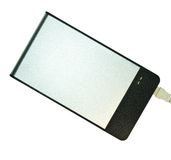 External hard drive. Royalty Free Stock Images