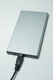 External Hard Drive stock photography