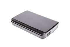 External hard drive Stock Images