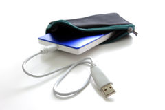 External Harddisk Stock Photography
