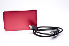 External harddisk Royalty Free Stock Photo