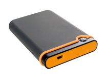 External HDD. Stock Photos