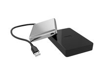 External HDD Stock Images