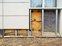 External insulation Royalty Free Stock Image