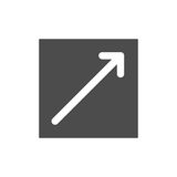 External Link Icon Stock Image