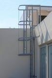 External Mount Ladder Royalty Free Stock Photos