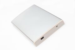 External portable hard disk Royalty Free Stock Photography
