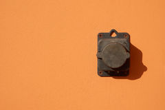 External power outlet Royalty Free Stock Images
