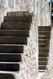 External stairs Royalty Free Stock Image