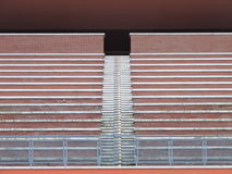 External stands of Auditorium - Rome, Italy Royalty Free Stock Images