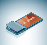 External TV Tuner (PC Card) Royalty Free Stock Photos