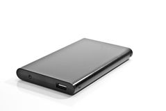 External usb hard disk Stock Image