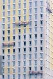 External wall construction Stock Photos