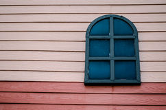 The external window and wall Royalty Free Stock Photos