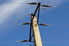 Externe elektrische separators royalty-vrije stock afbeelding