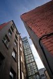 Externe liftbouw Royalty-vrije Stock Foto's