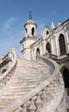 Externe Treppenhaus-Kirche Vladimir Icons der Mutter von GodExternal-Treppenhaus-Kirche Vladimir Icons der Mutter des Gottes lizenzfreies stockbild
