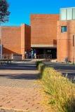Externer Hector Pieterson Memorial Museum in Soweto Johannesburg Stockfotografie
