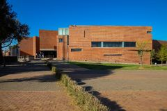 Externer Hector Pieterson Memorial Museum in Soweto Johannesburg Stockfoto