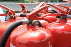 Extiguisher du feu Photo stock