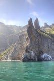 Extinct volcano Kara Dag Mountain Royalty Free Stock Image