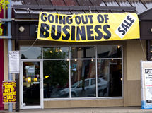 Extinction des affaires