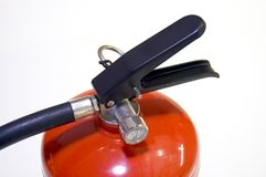 Extinguisher #1 Royalty Free Stock Photography