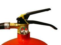 Extinguisher Royalty Free Stock Photo