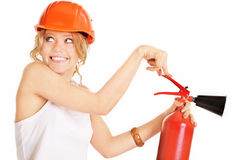 Extinguisher Stock Photos