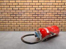 Extinguisher stock photography