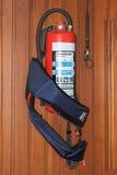 Extinguisher Royalty Free Stock Images